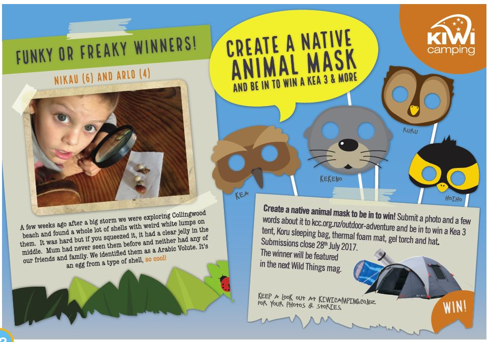 Native Mask comp