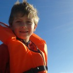 Jack on his way to another KCC trip on Mana Island