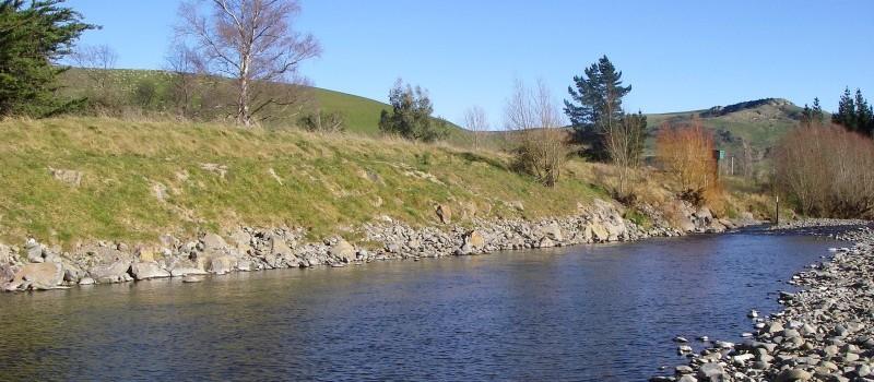 Upper Pareora River Trip