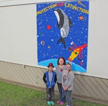 The Māui's Dolphin Mural