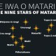 Te Iwa o Matariki | The Nine Stars of Matariki promotion