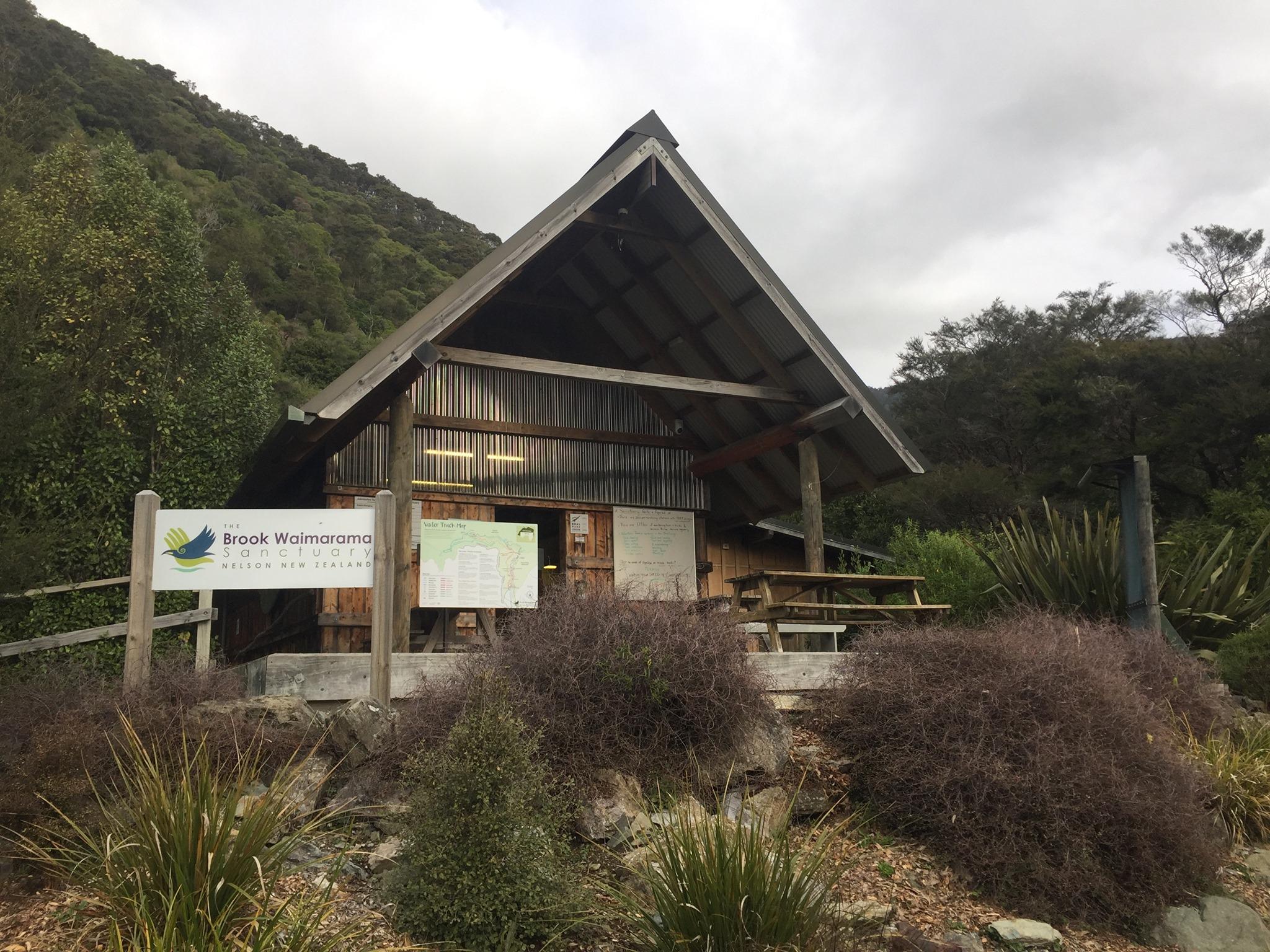 Brook Waimārama Sanctuary Visit